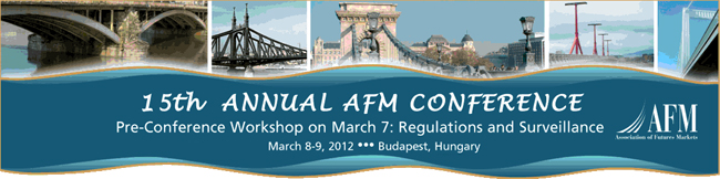 2011 AFM Conference