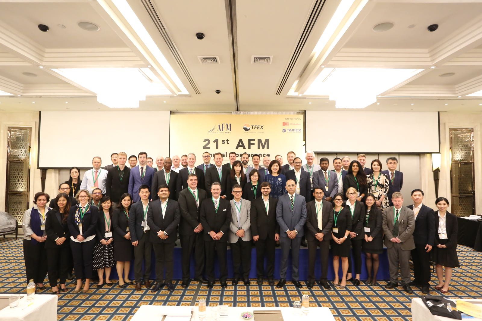 AFM 21st Annual Conference, Bangkok